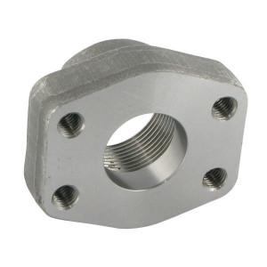 Oleo Tecnica Tegenflens SAE6000 1/2 3/8 - GFS608GU06 | Pompen Motoren | 40,49 mm | 18,24 mm | 36 mm | 414 bar | 3/8 BSP