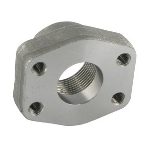 Oleo Tecnica Tegenflens SAE6000 1 3/4 - GFS616GU12 | Pompen Motoren | 57,15 mm | 27,76 mm | 42 mm | 414 bar | 3/4 BSP