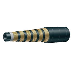 Aeroquip Hydrauliekslang 6SP / R13 1 1/ - GH46624 | CR / NBR | 38,1 mm | 1.1/2 Inch | 420 bar | 42 MPa | 510 mm | 1680 bar | 1.008 bar | 4 kg/m | EN 856-6SP/R15 | 57,3 mm
