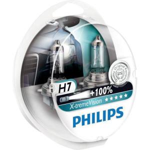 Philips Gloeilampenset 12V 55W H7 - GL12972XVS2 | 2 gloeilampen | 55 W | 400 Uur | 0.421 kg
