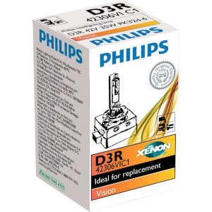 Philips Xenonlamp D3R Vision - GL42306VIC1 | 35 W | PK32d-6 | ECE, E4 0B0 | 2500 Uur | 4400K K | 2800 ±450
