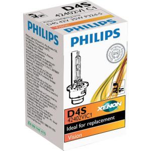 Philips Xenonlamp D4S Vision - GL42402VIC1 | 35 W | P32d-5 | 2500 Uur | 4400K K | 3200 ±450