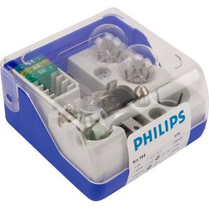 Philips Gloeilampenset 12V H4 - GL55005SKKM