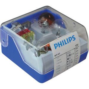 Philips Gloeilampenset 12V H7 - GL55007SKKM | 1.85 kg