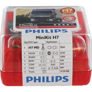 Philips Gloeilampenset H7 24V - GL55555SKMDKM