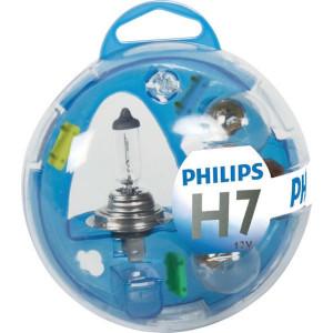 Philips Gloeilampenset H7 12V - GL55719EBKM | 0.555 kg