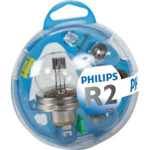 Philips Gloeilampenset R2 12V - GL55721EBKM | 0.635 kg