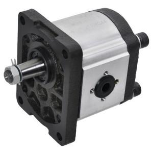 Gopart Tandwielmotor gr2 20cc R C18E - GM2020R4040C18EGP | 121 mm | 200 bar p1 | 3500 Rpm omw./min. | 500 Rpm | 20 cc/omw