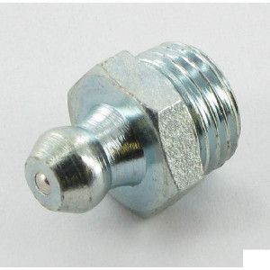 Vetnippel M10 180° - GN101180 | 180° | M 10 x 1