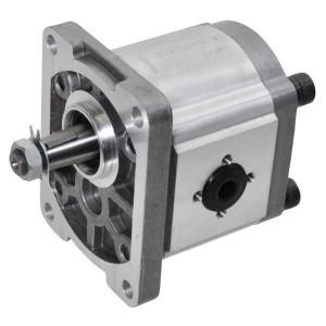 Gopart Tandwielpomp gr2 12cc S C18E - GP2012S3030C18EGP | Breed toepassingsgebied | 4-gats flens, EN | Conische as 1 : 8 | 12 cc/omw | 180 bar p1 | 230 bar p3 | 3300 Rpm omw./min. | 500 Rpm omw./min. | 108 mm | 108 mm | 49,5 mm | 30 mm | 30 mm