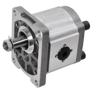 Gopart Tandwielpomp gr2 4cc D C18E - GP204D3030C18EGP | Breed toepassingsgebied | 4-gats flens, EN | Conische as 1 : 8 | 4 cc/omw | 180 bar p1 | 230 bar p3 | 3300 Rpm omw./min. | 500 Rpm omw./min. | 95,5 mm | 95,5 mm | 43,3 mm | 30 mm | 30 mm