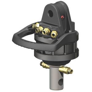 "Baltrotors Rotator 30kN As 49,5mm Gat 25m - GR30 | Grapple Rotator | Eindloos draaiend | G 3/8"" Inch | +ash 49,5mm, hole 25mm bodemzijde | 20 l/min | +cam b=60 mm, hole 25 mm | 720 Nm"