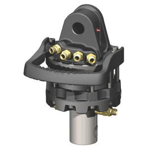 "Baltrotors Rotator 55kN As 69mm Gat 30mm - GR55M | Grapple Rotator | Eindloos draaiend | G 3/8"" Inch | +ash 69mm, hole 30mm bodemzijde | 22 l/min | +cam b=73 mm, hole 30 mm | 1400 Nm"