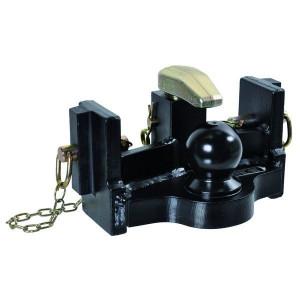 Aanhangerkoppeling Bal 80 mm passend voor DEUTZ-FAHR 4.68