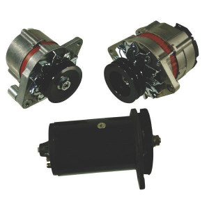 Elektrische uitrusting motor passend voor DEUTZ-FAHR 6.81