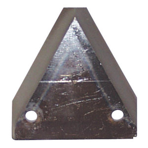 Voermengwagenmessen driehoekig model