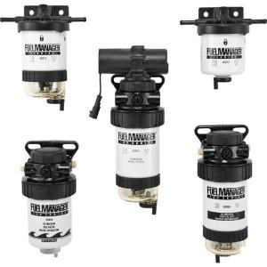 Brandstoffilters Fuelmanager FM1000