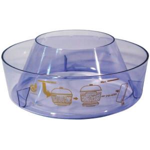 Glas voor cycloonfilter