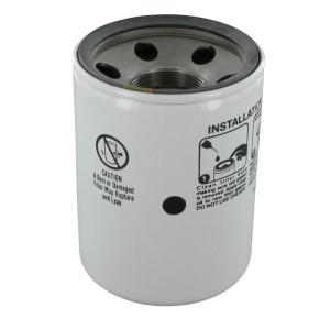 Hydrauliekfilters opschroef