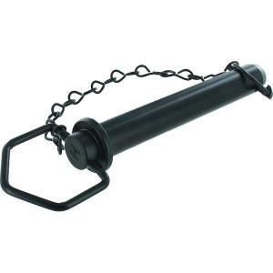 Black Line Pen met klapbare handgreep en ketting