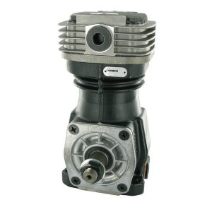 Eencilinder compressors