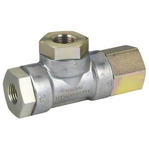 2-weg ventiel | Bedrijfsdruk max.: 10 bar