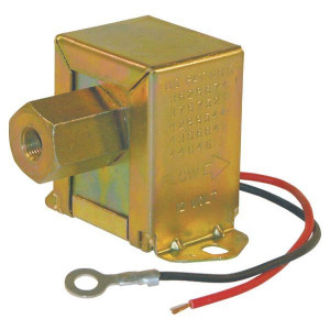Brandstofpomp electrisch