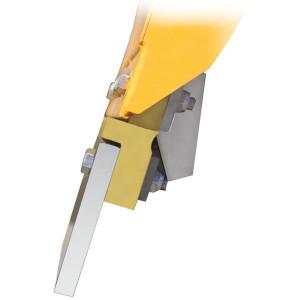 Stalen slijtstrips MS150 | Lange levensduur | Staal (450-525 HB)