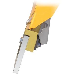 Stalen slijtstrips MS200 | Lange levensduur | Staal (450-525 HB)