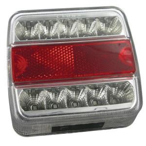 LED - Achterlicht 106x98mm