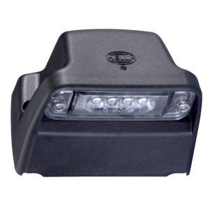 LED - Kentekenverlichting 2KA.010.278-321/421 | Controlenummer: E1 2609 | Opbouw | Afmetingen: 93 x 66 mm