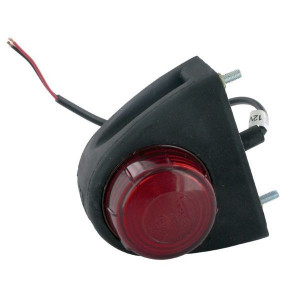 LED - Breedtelicht 12V | Controlenummer: E11 0492 | Zijdelingse montage