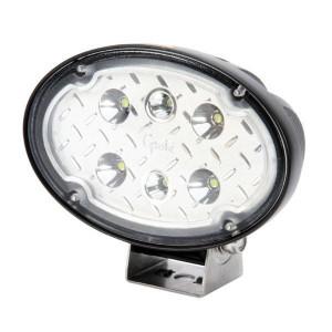 Werklamp ovaal LED