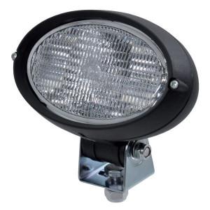 Werklamp ovaal H3