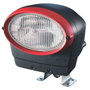 Werklamp ovaal Xenon