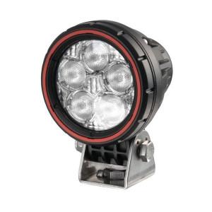 Werklampen rond LED