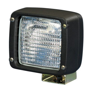 Werklamp vierkant H3
