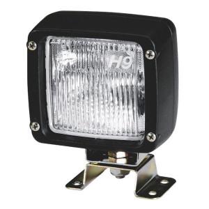 Werklamp vierkant H9