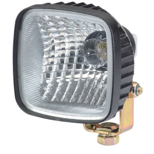 Werklamp vierkant 21W