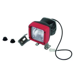 Werklamp vierkant Xenon