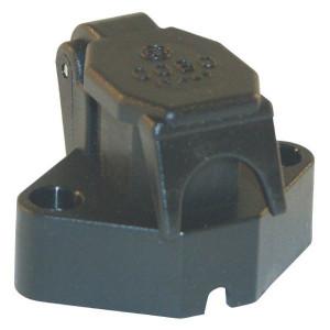 3-polige stekkerdoos opbouw 25.0058.0100 | Opbouwuitvoering