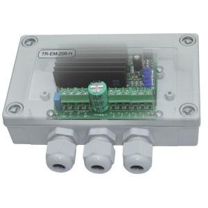 Lineaire actuators besturingsunit type TREM   Grote bedrijfszekerheid