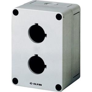 Kunststof drukknopbehuizingen voor 30mm knoppen