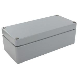 Aluminium kasten | IP 66/ DIN EN 60529