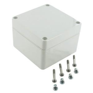 Polycarbonaat kasten | IP 65 / DIN EN 60529