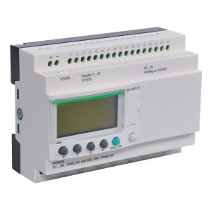 Zelio Logic Compact smart relais, modular