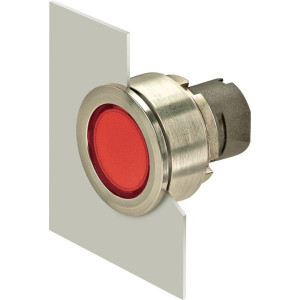 Signaallampen, verzonken inbouw