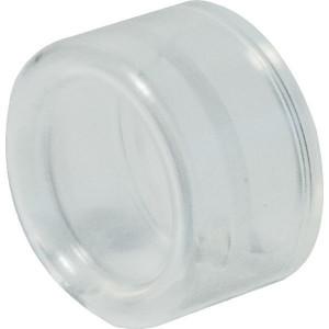 Beschermkappen rubber transparant
