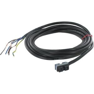 Aansluitelement + kabel , serie XCM D | Geschikt voor: ZCMD21