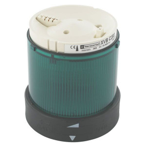 Serie XVBC: Signaalelement met geïntegreerde LED, 24V AC/DC, permanent
